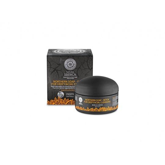 Severní mýdlo - Detox pro hluboké čištění obličeje 120g
