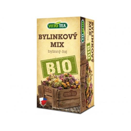 BIO čaj Bylinkový mix porcovaný 30 g