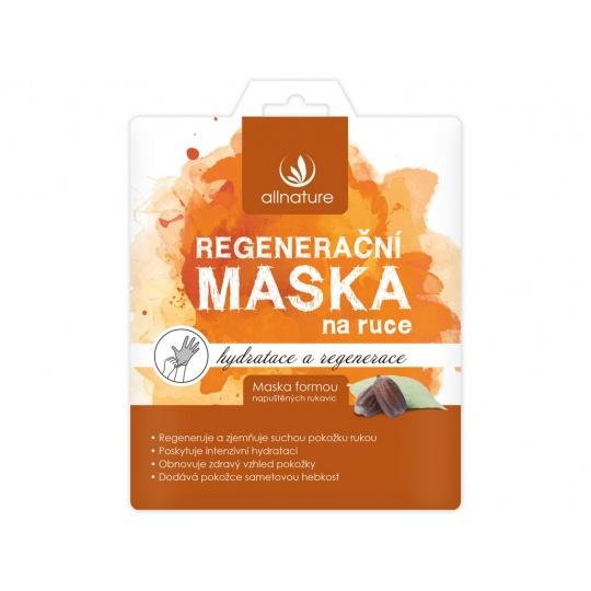 Maska regenerační na ruce 26g (1pár)