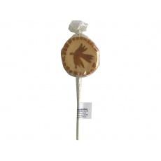 Lízátko z javorového sirupu, list javoru, ploché 10g