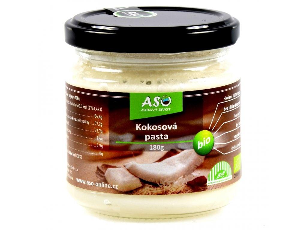 Kokosová pasta BIO 180 g