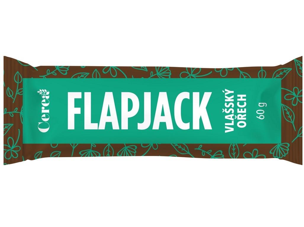 Ovesná tyčinka Flapjack Vlašský ořech 60g