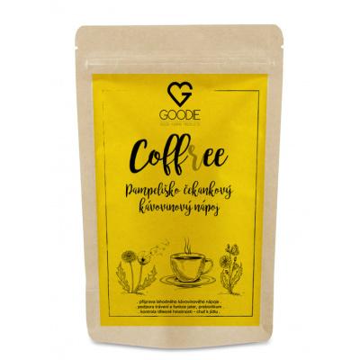 Coffree - NeKáva 75 g Pampeliško-čekankový kávovinový nápoj