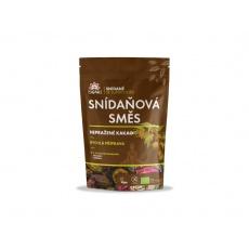 Bio snídaňová směs - Nepražené kakao 300g