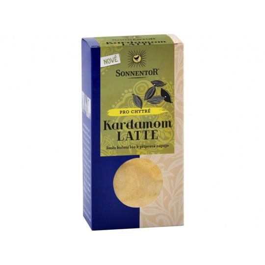 Bio Kardamom Latte 45g krabička (pikantní kořenící směs)