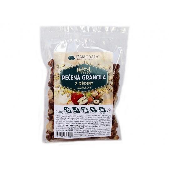 Granola z dědiny 120g
