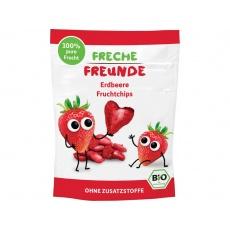Bio Ovocné chipsy Jahoda 12g