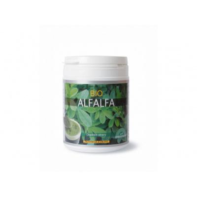Bio Alfalfa 80g, prášek