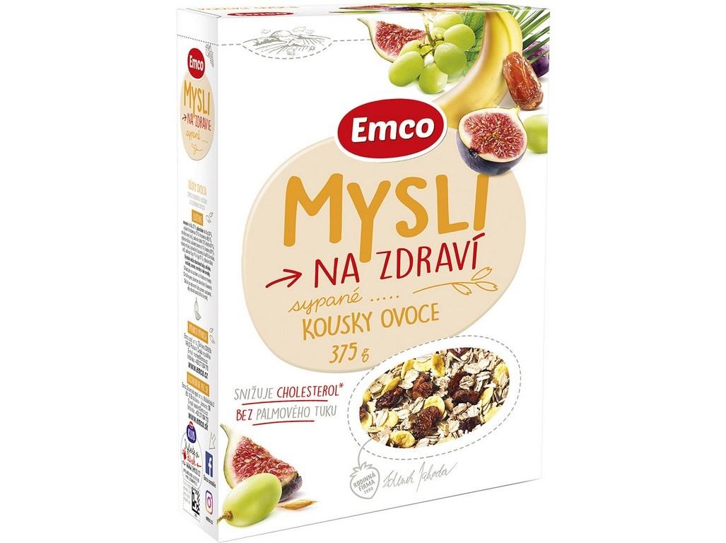 Mysli - Sypané s kousky ovoce 375g