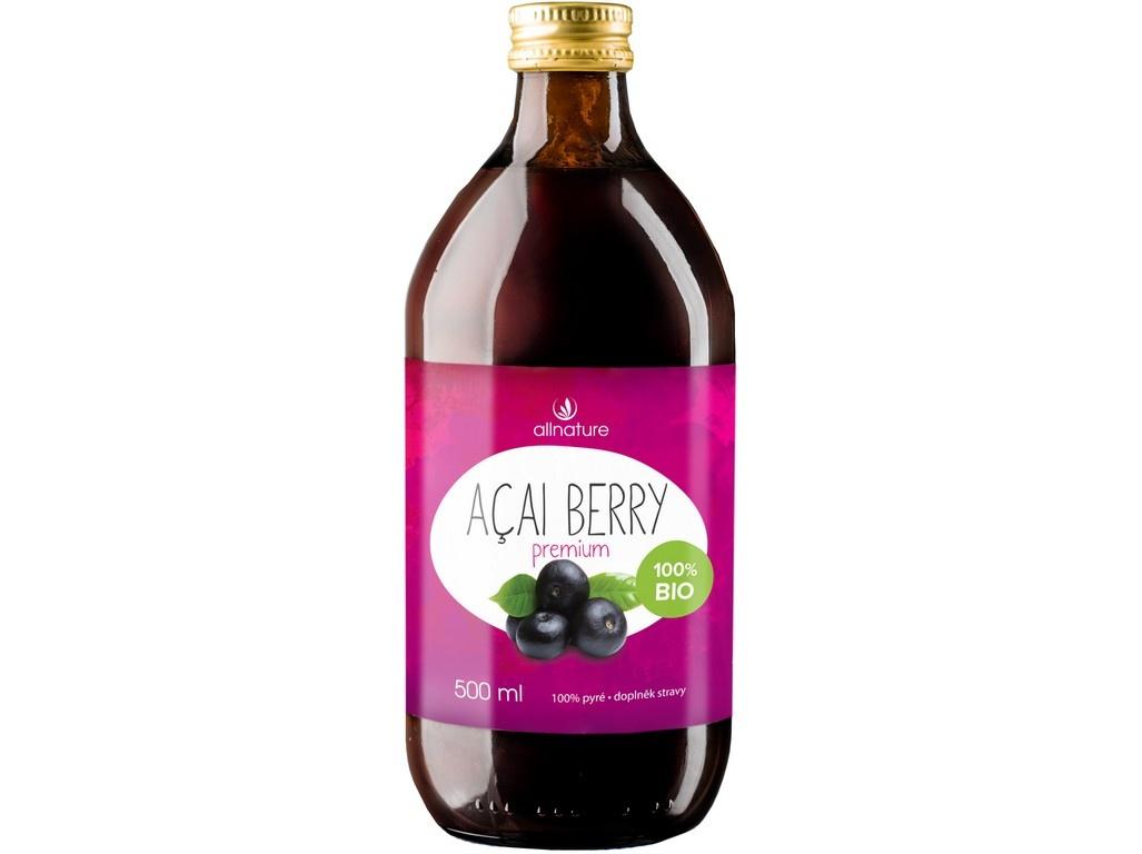 Bio Acai berry 500ml