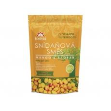 Bio snídaňová směs - Mango-baobab 300g