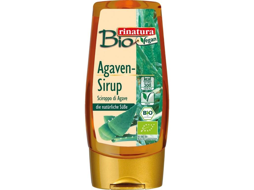 Bio Agávový sirup 350 g plast