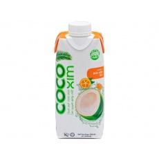 Kokosová voda s citrusovým džusem 330ml