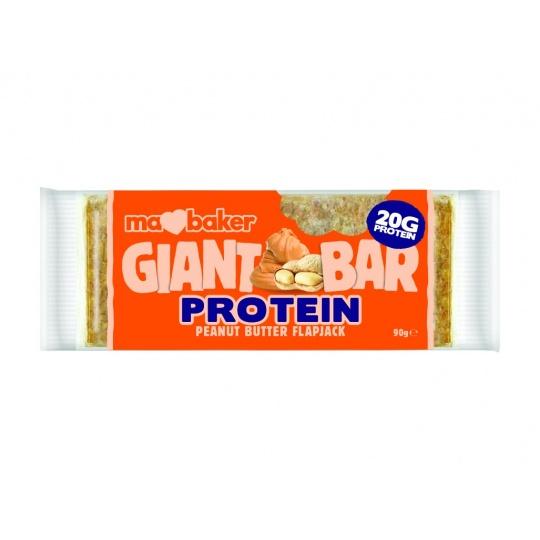 Proteinový Obří Flapjack Arašídové máslo 90g