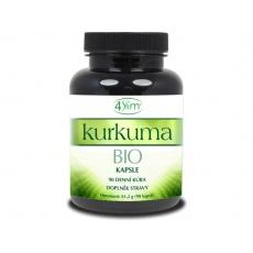 Bio Kurkuma 580mg 90 kps