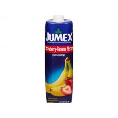 Ovocný nápoj Jahoda Banán 1l