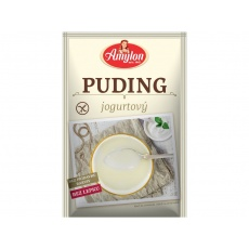 Puding jogurtový Amylon 40g