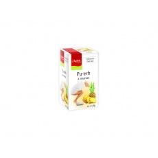 Čaj Pu-erh a ananas 20x1,8g
