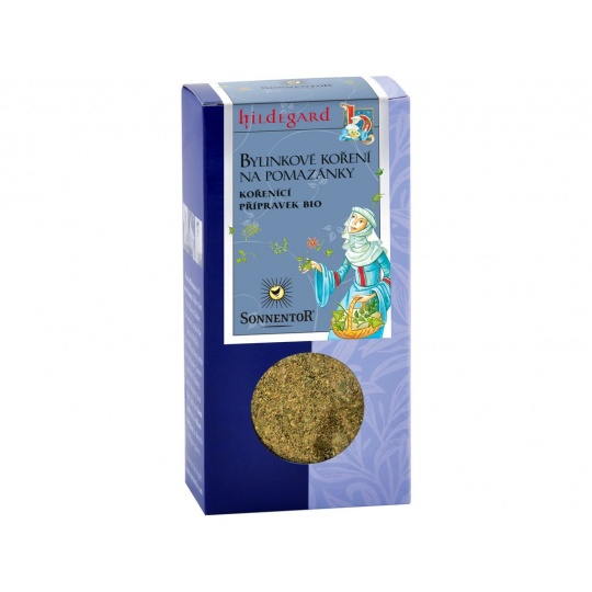 Bio Bylinkové koření na pomazánky sv. Hildegardy 50g