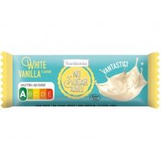Tyčinka Čokoládová bílá - Vanilka bez přidaného cukru 50g