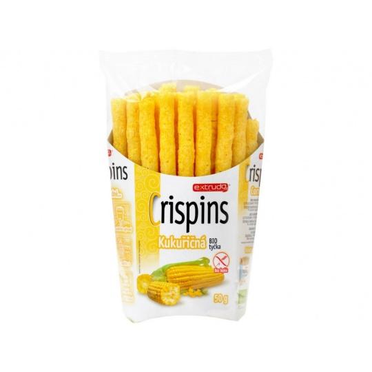 Bio Crispins tyčka kukuřičná 50g