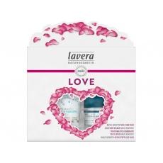 AKCE - Dárkový set plný lásky Basis Sensitiv 50+50 ml. Min. trv. 30.9.2021