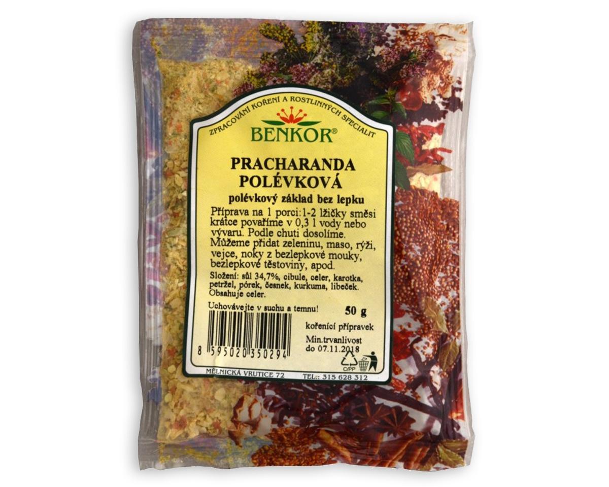 Pracharanda polévková 50g