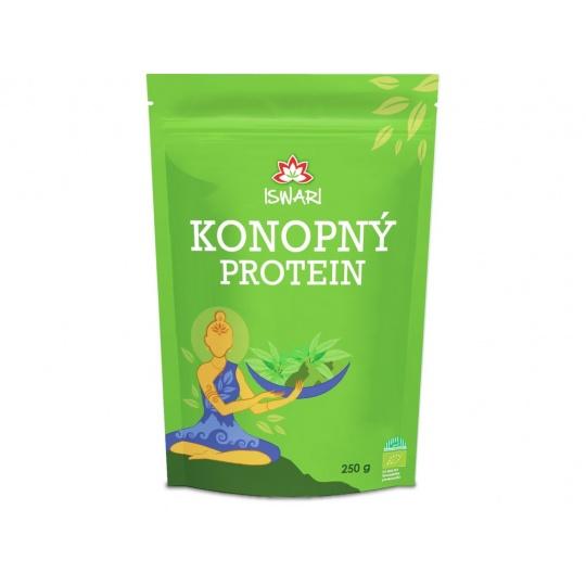 Bio konopný protein 250g