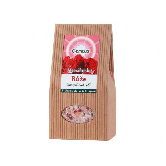 Koupelová sůl růže 500g