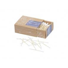 Bio tyčinky bambusové do uší