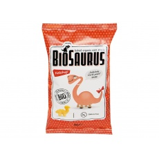 Bio Biosaurus křupky s kečupem 50g