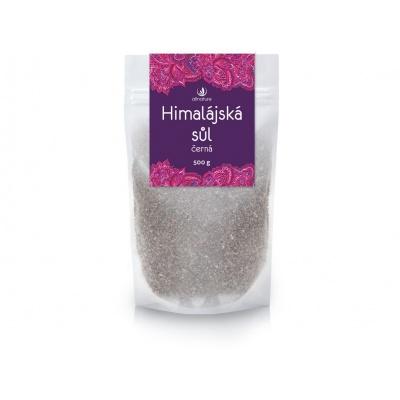 Himalajská sůl černá jemná 500g
