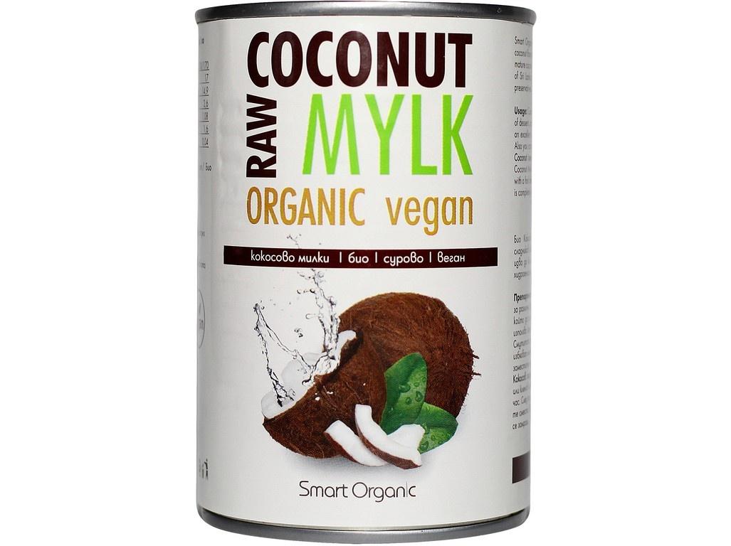 Bio kokosový nápoj Mylk 400ml