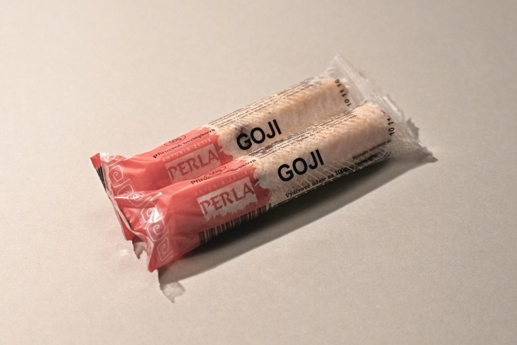 PERLA Kokos Góji 50g (bez cukru a lepku)
