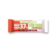 Low Carb | High Fiber Slimka tyčinka - jahoda 35g EXP.29.04.2021