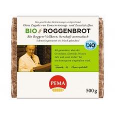 Bio žitný chléb PEMA 500g