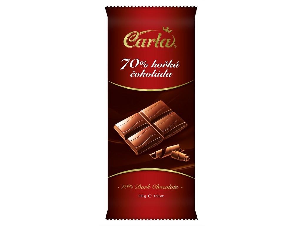 Hořká čokoláda 70% 100g