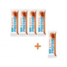 Tyčinka proteinová caramel 60 g AKCE 4+1