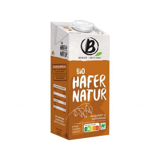 Bio Ovesný nápoj Natur 1l