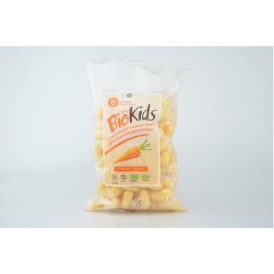 Křupky dětské bezlepkové s mrkví BioKids 55 g