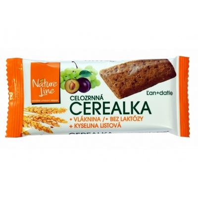 Cerealka sušenka celozrnná 30g