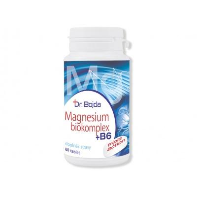 Magnesium Biokomplex + B6 80 tbl.