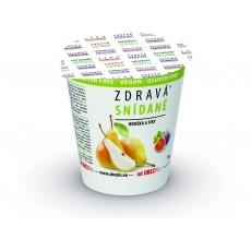 Zdravá snídaně - Hruška /fíky78g