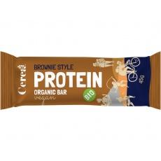 Bio proteinová tyčinka PROTEIN Brownie Style 45g