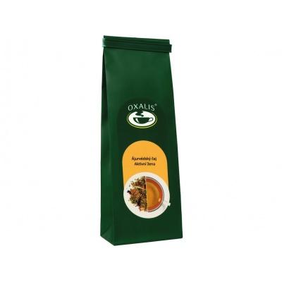Ájurvédský čaj - Aktivní žena 70 g