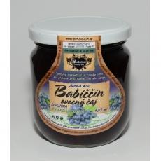 Babiččin ovocný čaj pečený borůvka s kardamomem 420ml