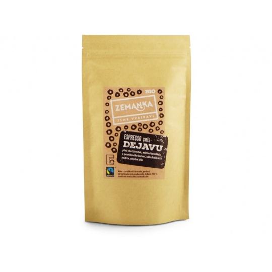 Bio espresso směs Dejavu - mletá káva 250g