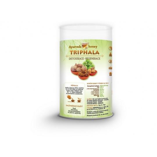 Ajurvéda med Triphala 5x15g Tubus - detoxikace-regenerace