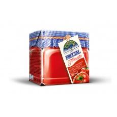 Pasírovaná rajčata-Fructal 500 ml
