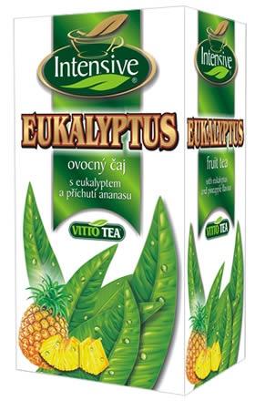 Intensive čaj Eukalyptus ovocný porcovaný 40 g